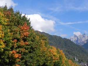 Autunno nel Primiero in Trentino