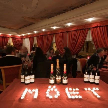 serata Moet - Hotel Isolabella - Primiero - Trentino