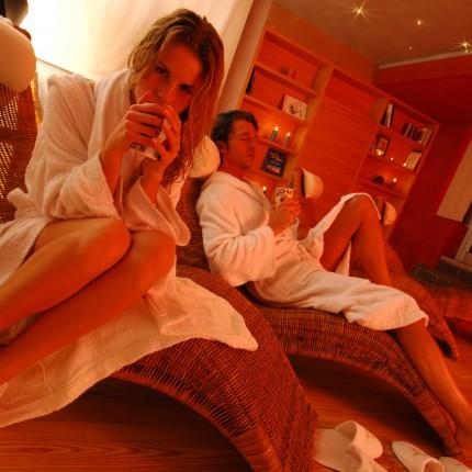 Hotel Isolabella - zona relax centro benesser