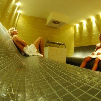 Hotel Isolabella - bagno mediterraneo
