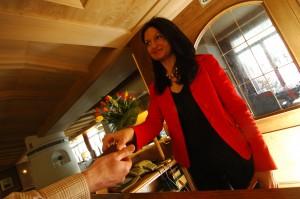 Hotel Isolabella - reception