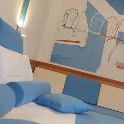 Art Room - Johann Nortje - Hotel Isolabella Primiero - Trentino