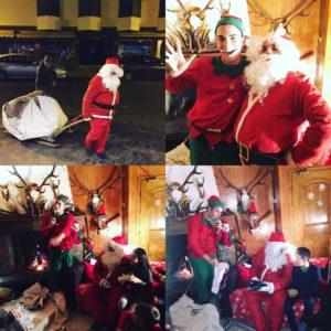 Hotel Isolabella - festa di Natale