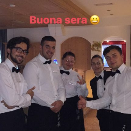 Hotel Isolabella - Staff