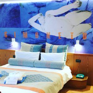 Hotel Isolabella - Art Room Simone Turra