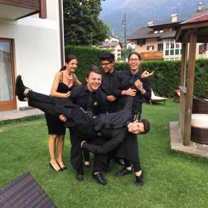 Staff - Hotel Isolabella Primiero - Trentino
