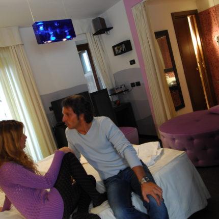 Music Room Miles Davis - Hotel Isolabella Primiero - Trentino