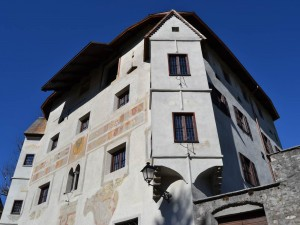 Primiero San Martino di Castrozza - palazzo delle miniere