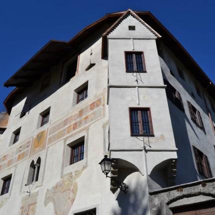 Palazzo delle Miniere - Fiera di Primiero - Trentino