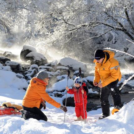 Vacanza in famiglia sulle Dolomiti di Primiero - Foto di Silvano Angelani