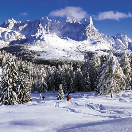 vacanze invernali in Trentino - Hotel Isolabella Primiero