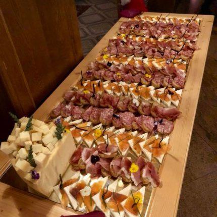 aperitivo speciale - Hotel Isolabella Primiero - Trentino