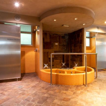 Percorso Kneipp - centro benessere IsolaWellness - Hotel Isolabella - Primiero - Trentino