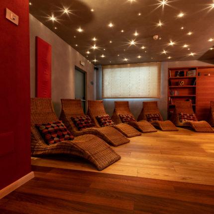 Area relax - centro benessere IsolaWellness - Hotel Isolabella - Primiero - Trentino