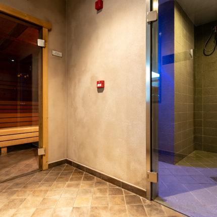 Bagno siberiano - centro benessere IsolaWellness - Hotel Isolabella - Primiero - Trentino