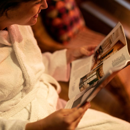 Area Relax - IsolaWellness - Hotel Isolabella - Primiero - Trentino