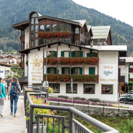 Hotel Isolabella Primiero - Trentino