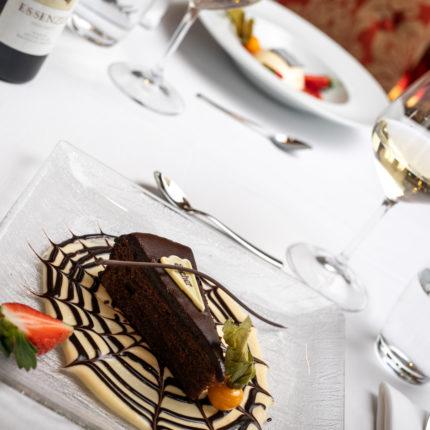 cucina gourmet - Hotel Isolabella Primiero - Trentino