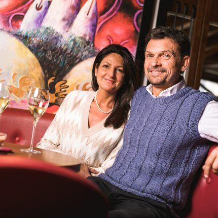 Antonella e Paolo - Hotel Isolabella Primiero - Trentino