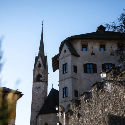 Il Palazzo delle Miniere di Fiera di Primiero - Trentino