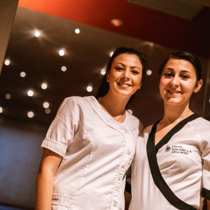 Staff IsolaWellness - Hotel Isolabella Primiero - Trentino