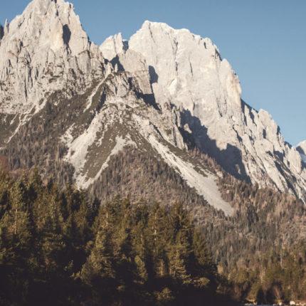 Le Pale di San Martino - Dolomiti - Primiero - Trentino