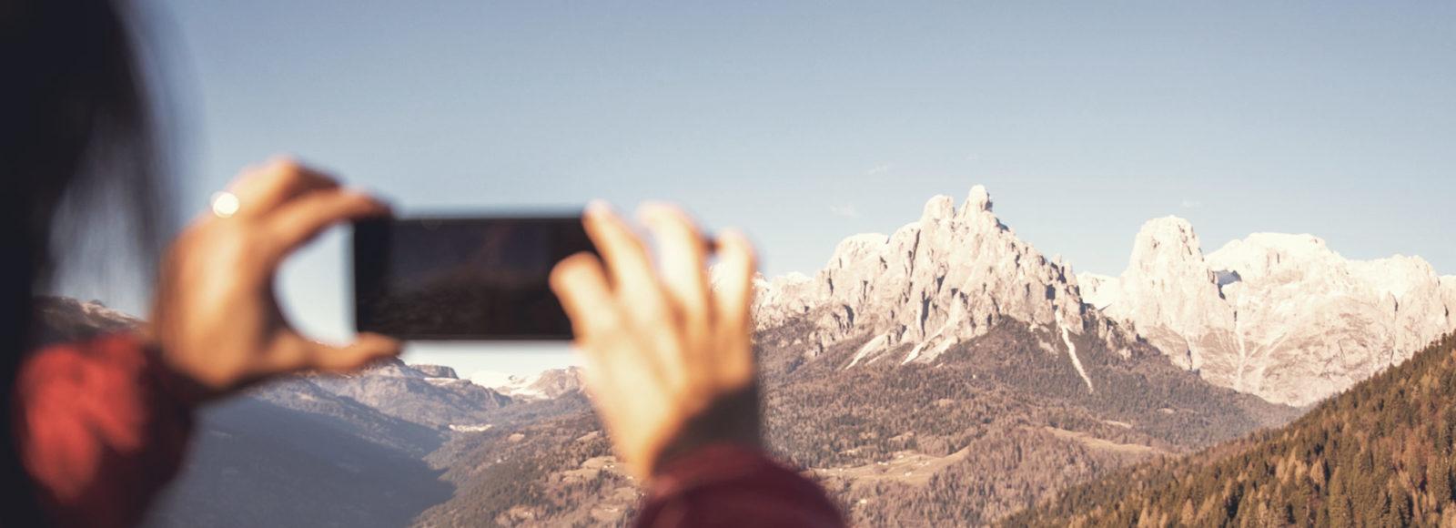 Le Pale di San Martino - Dolomiti - Trentino