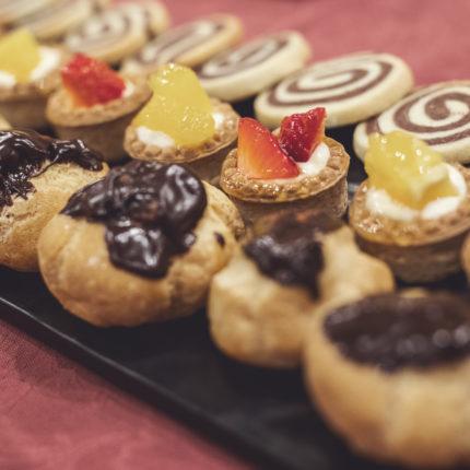 Pasticcini e biscotti fatti in casa