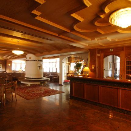 Hall - Hotel Isolabella - Trentino