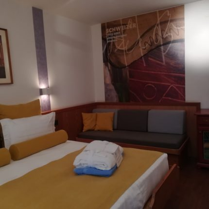 Art Room - Riccardo Schweizer - Hotel Isolabella Primiero - Trentino