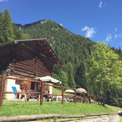 pranzo in baita - Hotel Isolabella Primiero - Trentino
