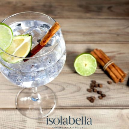 Weekend del gin tonic - Hotel Isolabella Primiero