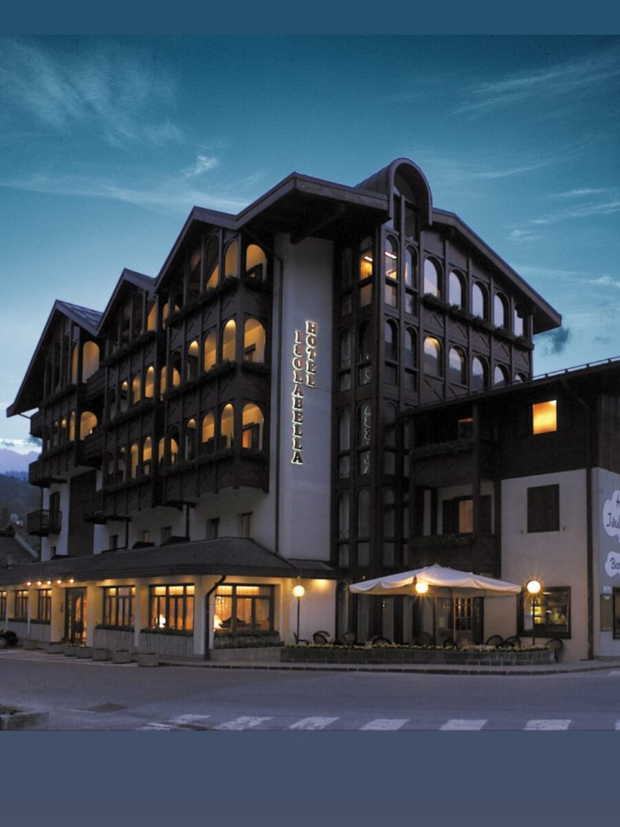 Notturna Hotel Isolabella Wellness in Trentino