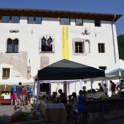 Palazzo Scopoli - Tonadico - Primiero - Trentino