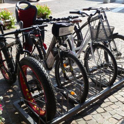 Hotel Isolabella bici a disposizione